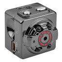 タイムリー 超小型アクションカメラ ガンメタリック CHIBICAM-SQ8 [CHIBICAMSQ...