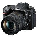 【送料無料】ニコン デジタル一眼レフカメラ 18-140 VR レンズキット D7500 D7500LK18140 D7500LK18140 【RNH】