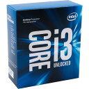 【送料無料】INTEL intel CPU Core i3-7350K Kabylake-S BX80677I37350K [BX80677I37350K]