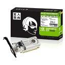 【送料無料】玄人志向 NVIDIA GEFORCE GT 1030搭載 PCI-Express グラフィックボード GF-GT1030-E2GB/LP [GFGT1030E2GBLP]