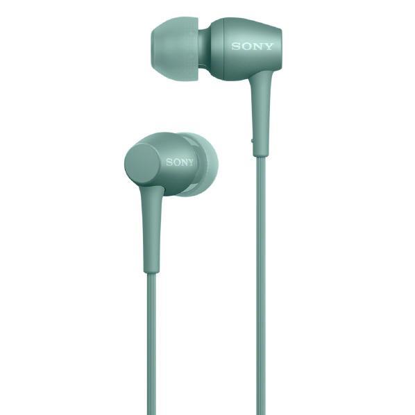 SONY 密閉型インナーイヤーレシーバー h.ear in 2 ホライズングリーン IER-H500A G [IERH500AG]【RNH】