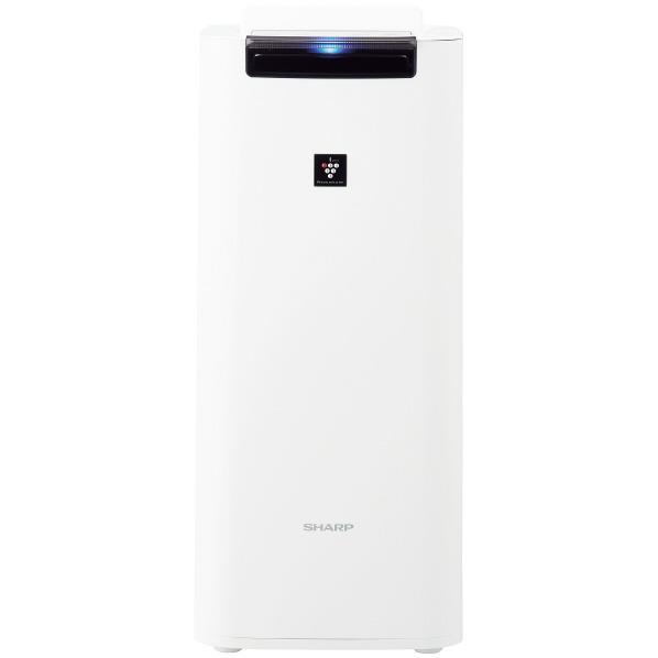 【送料無料】シャープ 加湿空気清浄機 プラズマクラスター ホワイト KIHS40W [KIHS40W]【RNH】