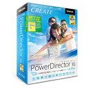 【送料無料】サイバーリンク PowerDirector 16 Ultra 公認テクニカルガイドブック付版 POWERDIRECTOR16ULTコウWD [POWERDIRECTOR16ULTコウWD]