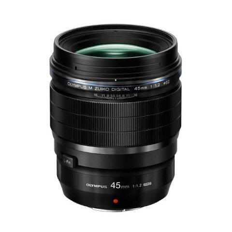【送料無料】オリンパス 大口径単焦点レンズ M.ZUIKO DIGITAL ED 45mm F1.2 PRO MZUIKOED45MMF12PRO [MZED45MMF12PRO]
