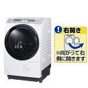 【送料無料】パナソニック 【右開き】11.0kgドラム式洗濯...