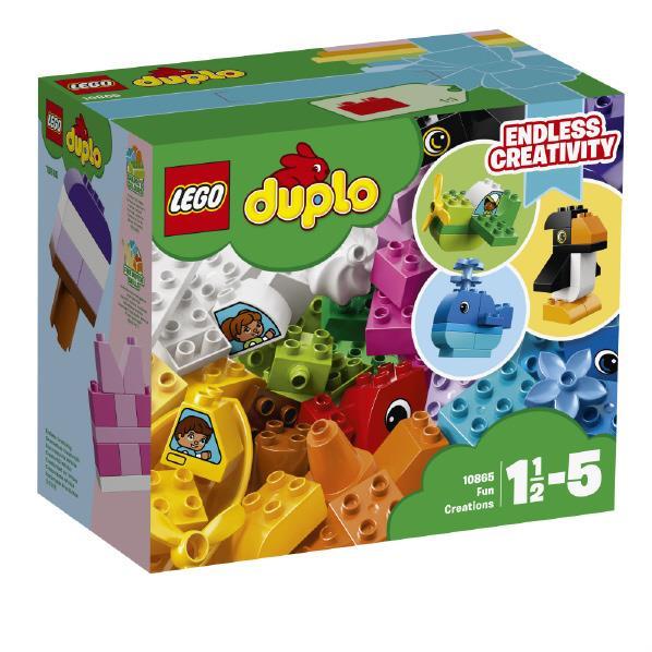 レゴジャパン LEGO デュプロ 10865 デュプロのいろいろアイデアボックス 10865デユプロイロイロアイデアボツクス [10865デユプロイロイロアイデアボツクス]