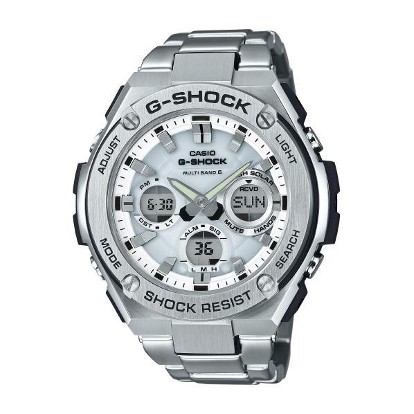 ソーラー電波腕時計 G-SHOCK G-STEEL GST-W110D-7AJF [GSTW110D7AJF]