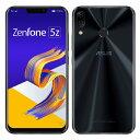 【送料無料】ASUS SIMフリースマートフォン Zenfone 5Z シャイニーブラック ZS620KL-BK128S6 [ZS620KLBK128S6]