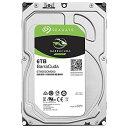 【送料無料】SEAGATE 3.5インチハードディスク(6TB) SEAGATE BarraCudaシリーズ ST6000DM003 ST6000DM003C