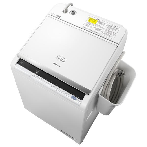 日立 12.0kg洗濯乾燥機 オリジナル ビートウォッシュ ホワイト BWDV120CE6W [BWDV120CE6W]【RNH】【AUMP】