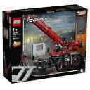 レゴジャパン LEGO テクニック 42082 全地形対応型クレーン 42082ゼンチケイタイオウクレ-ン 42082ゼンチケイタイオウクレ-ン