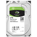SEAGATE 3.5インチ内蔵ハードディスクドライブ(2T...