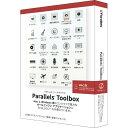 パラレルス(株) Parallels Toolbox for Mac Retail Box JP (Mac版) PTMACRETAILBOXJPMDL [PTMACRETAILBOXJPMDL]