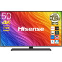 ハイセンス 50V型4KBSチューナー内蔵4K対応液晶テレビ 50A6800 [50A6800]【RNH】