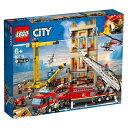 レゴジャパン LEGO シティ 60216 レゴシティの消防...