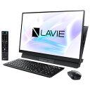 NEC 一体型デスクトップパソコン LAVIE Desk All-in-one ファインブラック PC-DA770MAB PCDA770MAB 【RNH】