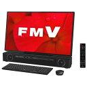 富士通 一体型デスクトップパソコン ESPRIMO オーシャンブラック FMVF90D2B FMVF90D2B 【RNH】【MVSP】