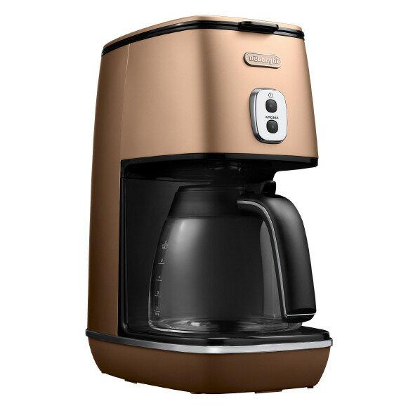 デロンギ ディスティンタ コレクション ドリップコーヒーメーカー 【ICMI011J-CP】