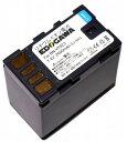 EDOGAWA JVC ビクター BN-VF823対応互換バッテリー GZ-HD7 MG330 MG880 HD320等対応 (ED-BAT)