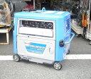 送料無料 代引不可 デンヨ- インバ-タ-・エンジン溶接発電機 GAW-150ES2 新品