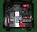 楽天プロショップE-道具館楽天市場店パナソニック EZ75A7LJ2G-R EZ37C3R 18V-5.0Ahデュアルインパクト+LEDライトセット 新品