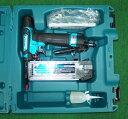 マキタ エアダスタ付高圧仕上釘打機 AF552HM 青 新品