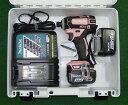 マキタ 14.4V防塵防滴インパクトドライバー TD138DRFXP フルセット ピンク 新品