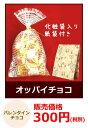 【バレンタイン】オッパイチョコレート 5ヶ入り 化粧袋入り《紙袋付き》 【RCP】