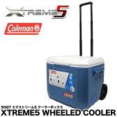 コールマン Coleman クーラーボックス エクストリーム 50QT 3000001840 エクストリーム ホイールクーラー 47.3L Coleman XTREME WHEELED COOLER ハードクーラー P20Aug16