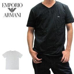 EMPORIO ARMANI エンポリオアルマーニ Vネック Tシャツ 半袖 メンズ【メール便対応】02P03Dec16