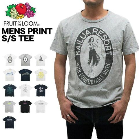 メール便送料無料 FRUIT OF THE LOOM フルーツオブザルーム Tシャツ 14SS-USA2 14SS-USA1 メール便対応