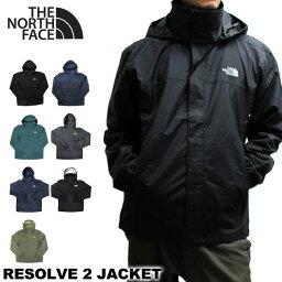 THE NORTH FACE <strong>ノースフェイス</strong> NF0A2VD5 リザルブ2ジャケット リゾルブ2ジャケット ナイロンジャケット マウンテン<strong>パーカー</strong> マウンテンジャケット RESOLVE 2 JACKET