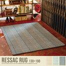 �饰�ޥå� Ressac rug 130cm��190cm