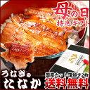 送料無料 母の日ギフト 国産うなぎ蒲焼き 鰻のカット蒲焼2枚...