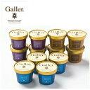 お歳暮ギフトアイスクリームガレープレミアム アイスクリーム ギフトセット12個(4個×3種類) お礼お返し内祝い出産祝いお祝