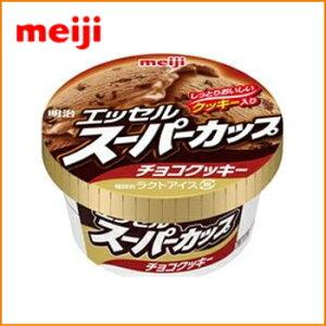 明治 エッセルスーパーカップチョコクッキー 200ml×24