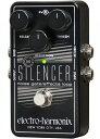 【レビューを書いて次回送料無料クーポンGET】Electro-Harmonix Silencer Noise Gate Effects Loop エフェクター [並行輸入品][直輸入品] 【エレクトロ・ハーモニクス】【Electro Harmonix】【エレクトロハーモニクス】【新品】【RCP】