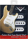 【レビューを書いて次回送料無料クーポンGET】Fender Custom Shop Texas Special Stratocaster Pickup set【フェンダー】【テキサスス..