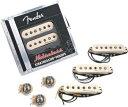 【レビューを書いて次回送料無料クーポンGET】Fender Vintage Noiseless Stratocaster pickup set【フェンダー】【ストラットキャスタ..