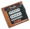 【レビューを書いて次回送料無料クーポンGET】Fender Tex-Mex Stratocaster Pickup set【フェンダー】【テレキャスター用】【新品】【..