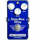 【レビューを書いて次回送料無料クーポンGET】Mad Professor New Deep Blue Delay エフェクター [並行輸入品][直輸入品]【マッドプロフ..