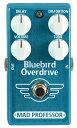 【レビューを書いて次回送料無料クーポンGET】Mad Professor New Bluebird Overdrive Delay エフェクター [並行輸入品][直輸入品]【マ..