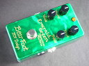【レビューを書いて次回送料無料クーポンGET】BearFoot Guitar Effects Emerald Green Distortion Machine エフェクター【メーカー1年保証】【ベアフット】【ディストーション】【新品】【RCP】