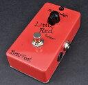 【レビューを書いて次回送料無料クーポンGET】BearFoot Guitar Effects Little Red Trebler エフェクター【メーカー1年保証】【ベアフ..