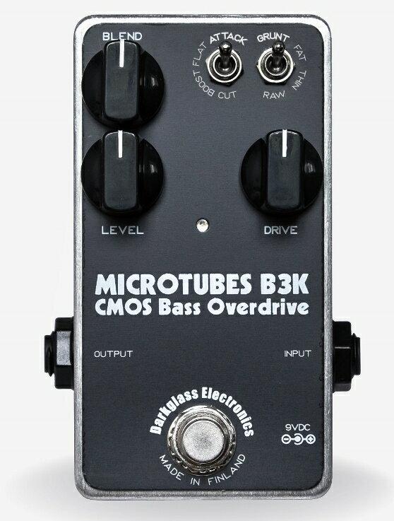 【レビューを書いて次回送料無料クーポンGET】Darkglass Electronics Microtubes B3K エフェクター【メーカー1年保証】【ダークグラスエレクトロニクス】【新品】【RCP】