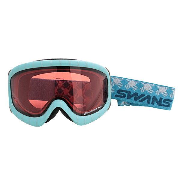 SWANS(スワンズ)大人用ダブルレンズスキーゴーグルINDY-PDH-12MINT(ミント)