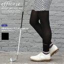 【レディースゴルフウェア】【efficace/エフィカス】吸水速乾UV10分丈レギンス(レディース ...