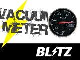 BLITZ racing仪表SD 怀特白LED 52φ真空计��空仪表【19572】[BLITZ レーシングメーターSD ホワイト 白 LED 52φ バキューム計 バキュームメーター 【19572】]