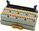 東洋技研 スプリングロック式コネクタ端子台 PCX1H40TB40KCPU