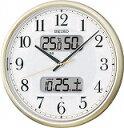 ショッピング電波 SEIKO 電波掛時計 P枠 KX384S